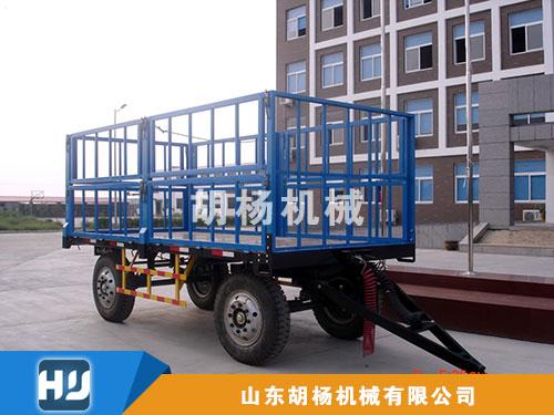 7吨网篮拖车