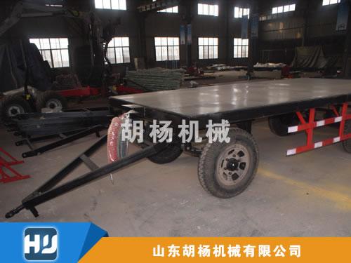 4T平板拖车