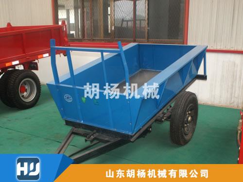 2T非自卸农用拖车