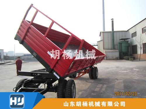 12吨农用拖车
