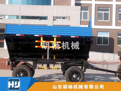 5吨左右自卸农用挂车