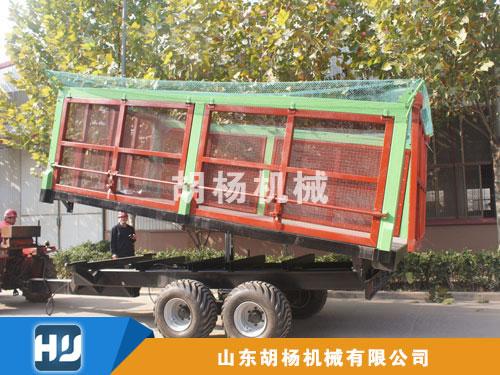 10吨甘蔗拖车